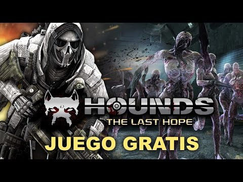 DIRECTO Hounds: The Last Hope - ZOMBIES Y ALIENS