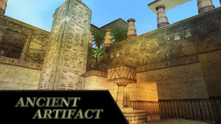 Tomb Raider Ancient Artifact