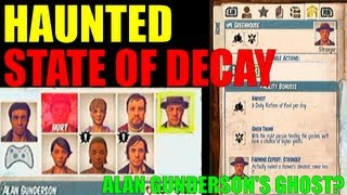 """Haunted State Of Decay Game 