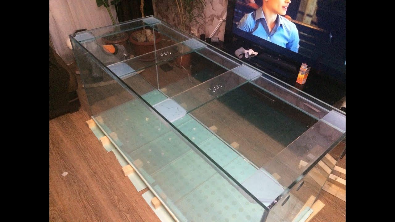 Как сделать аквариум своими руками - самостоятельное изготовление 98
