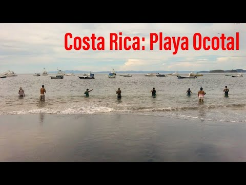Playa Ocotal in Costa Rica (Guanacaste) - GoPro Hero3+ Black Edition
