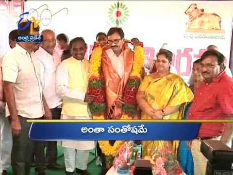 Andhra Pradesh 22nd May 2016 Ghantaravam 4 PM News Headlines