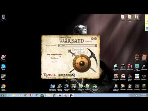 How To Install Mount and Blade Warband Mods