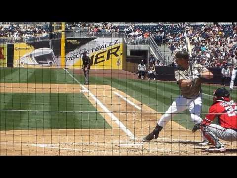 Chase Headley, San Diego Padres INF (vs. Washington)