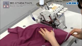 JUKI - MO 6714DA T042S Industrial Overlock Sewing Machine