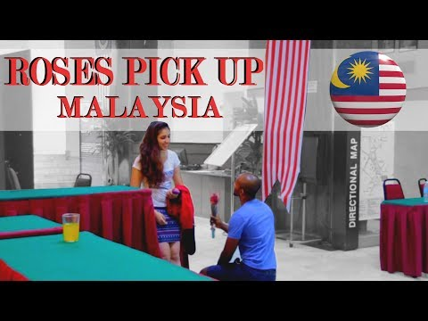 Picking Up Girls In Malaysia - Roses