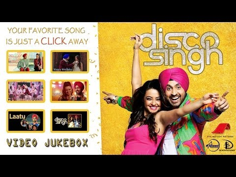 All Disco Singh Songs | Video Jukebox | Latest Punjabi Music | Diljit Dosanjh | Surveen Chawla video