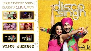 Disco Singh - All Disco Singh Songs | Video Jukebox | Latest Punjabi Music | Diljit Dosanjh | Surveen Chawla