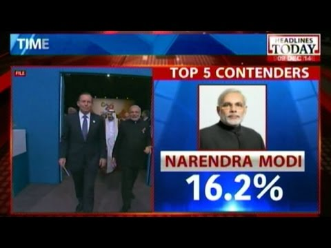 PM Modi wins Time magazine's reader poll for 'Person of the Year'