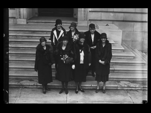 History of Women in Congress: American Artifacts Preview (part 1)