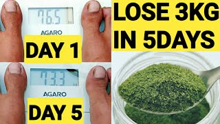 NO DIET NO EXERCISE - MAGICAL SLIMMING POWDER FOR QUICK WEIGHT LOSS