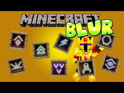 FR Présentation de mods : Blur Minecraft 1.7.10