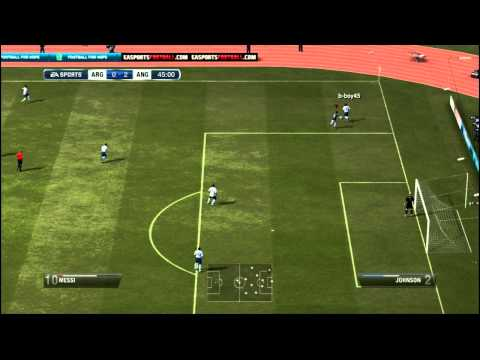 FIFA12 | Match Amical Contre MrBboy45