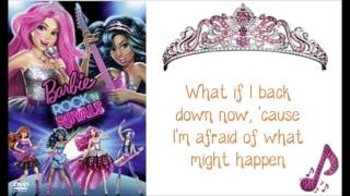 Barbie in Rock 'n Royals - What If I Shine w/lyrics
