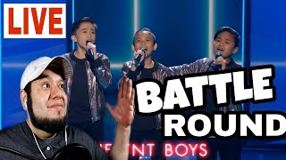 LIVE: TNT Boys The World's Best Battle Round (Chat)