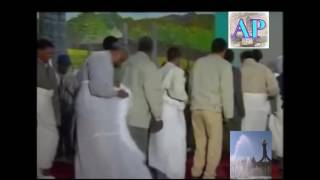 Meles Zenawi, Abay, Siye and others Dancing Tigrigna Music