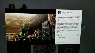 Henry Cavill Superman Justice League BTS Video and Zack Snyder Double Meaning?