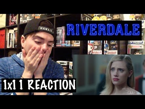 RIVERDALE - 1x11 'TO RIVERDALE AND BACK AGAIN' REACTION