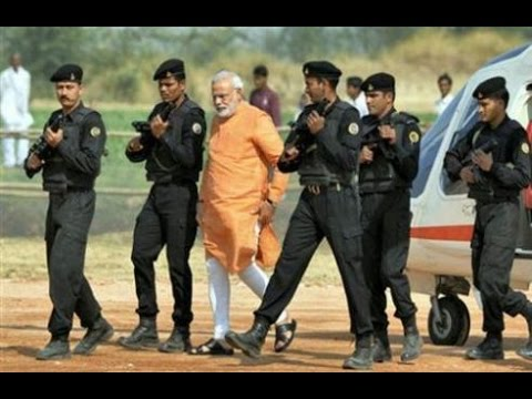 Mission 44: Narendra Modi Sounds Poll Bugle