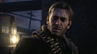 Red Dead Redemption 2 - Dutch Betrays Arthur Morgan & Doesn't Help Him