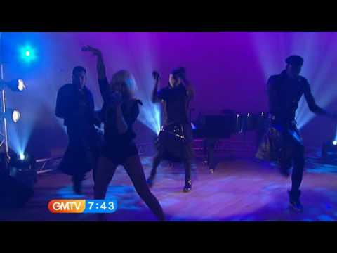 Lady Gaga - Paparazzi (Live on GMTV) Music Videos