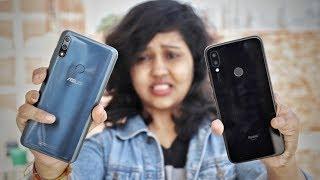 Redmi Note 7 vs Asus Zenfone Max Pro M2 - Best Smartphone Under 10000 ?