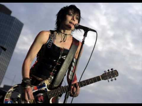 Joan Jett - Summertime Blues.wmv