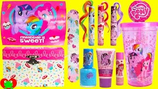 My Little Pony Jewelry Box and Surprises