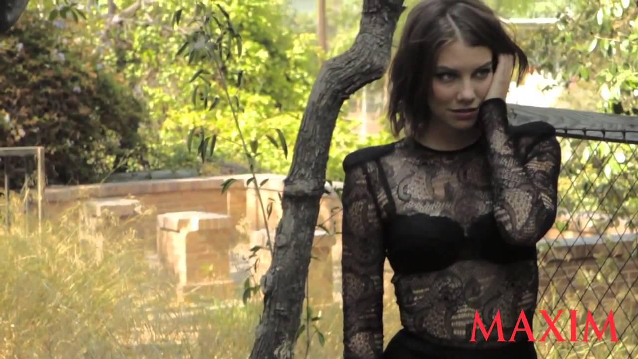maxresdefault jpgLauren Cohan Maxim 2013
