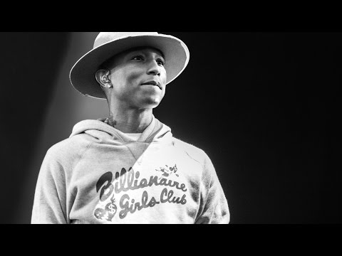 "Video: Pharrell Williams Performs ""Come Get It Bae"" Live at T in the Park 2014"