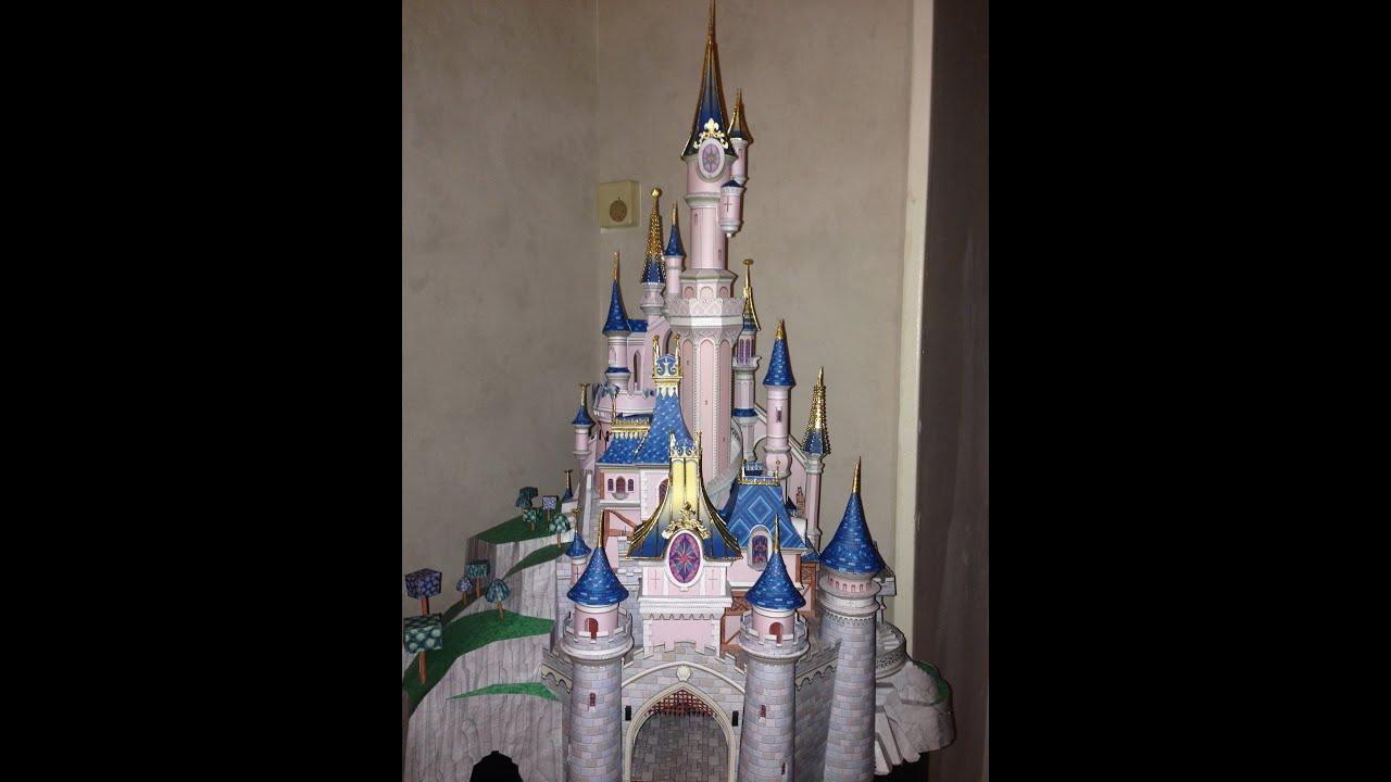 Disney Dreams on Paper Model