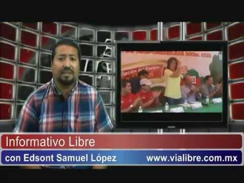 Informativo Libre Nota del día 08-Septiembre-2014 Ciudad del Carmen Campeche