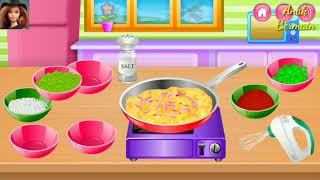 Permainan Barbie Memasak - Kids Cooking - Game Anak Perempuan