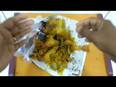 Fake Onion Samosa | Be Aware |