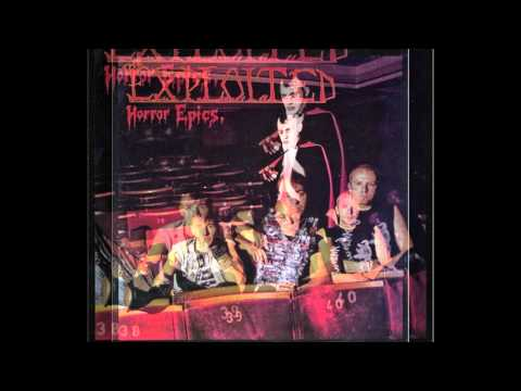 THE EXPLOITED -DANGEROUS VISIONS(horror epics).wmv