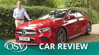 Mercedes A-Class 2018 Car Review | OSV