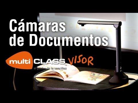 Que es y para que se utiliza una cámara de documentos - multiCLASS Visor