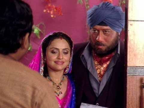 Jackie Shroff's Marriage To Vaishnavi - Mummy Punjabi : Superman Ki Bhi Maa!!