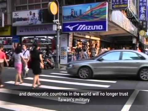Taiwan People Now On Full Alert - Beware CCP Invasion