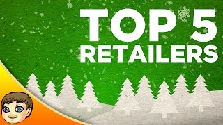 Top 5 Best Online Retailers (For Buying Electronics & Tech)