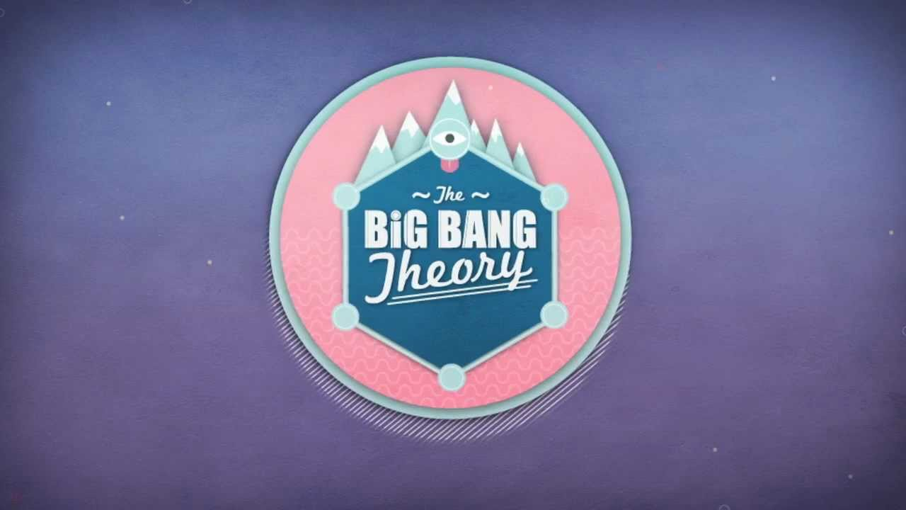 Opening Title of The Big Bang