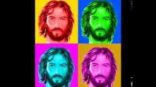 Jesus is the soul man: Graffitis de Jesús