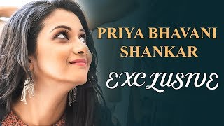 Exclusive Sizzling Photoshoot Video Of Priya Bhavani Shankar