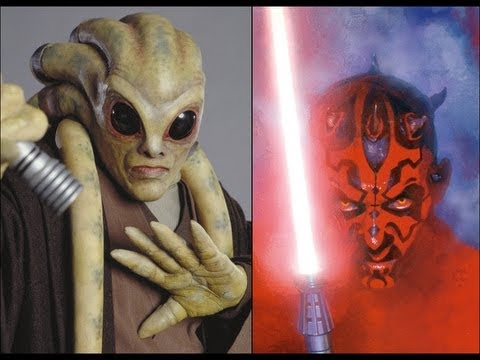 Versus Series: Kit Fisto Vs. Darth Maul