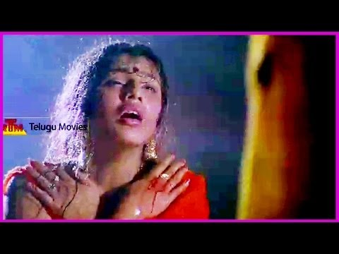 Raghupathi Ips Telugu Movie Scene - Vijaykanth,meena video