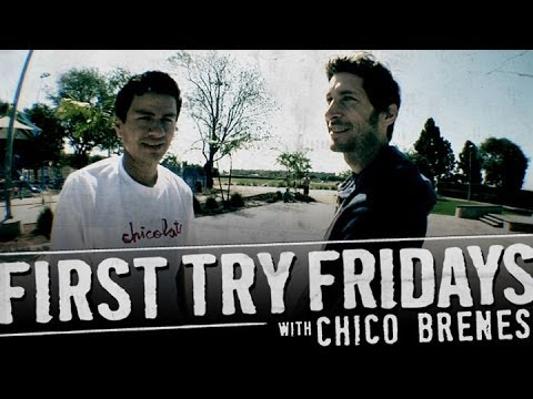Chico Brenes - First Try Friday at Westchester