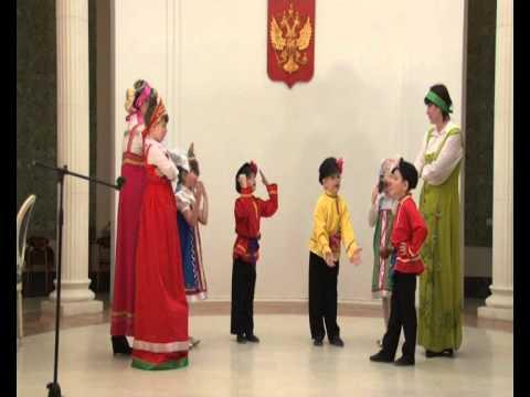 Детский конкурс музыкальных руководителей