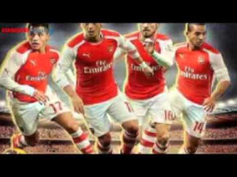 Arsenal rocks the stage after beating Bayern Munich 2-0