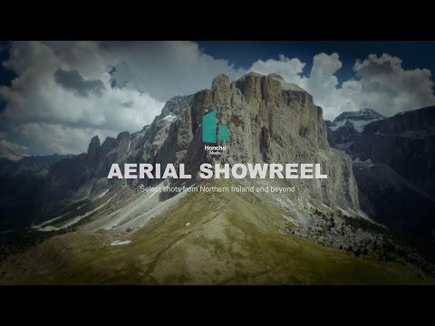 Honcho Media - Aerial Showreel