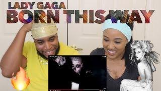 Lady Gaga - Born This Way | Reaction